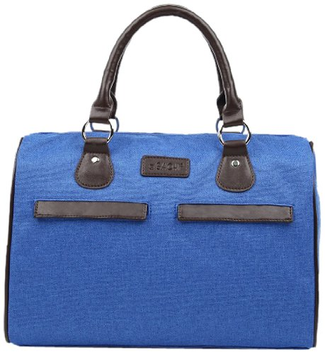 Sachi Speedy Insulated Lunch Tote, Style 21-235, Blue - 1