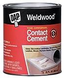 Dap 00272 Weldwood The Original Contact Cement 1-Quart