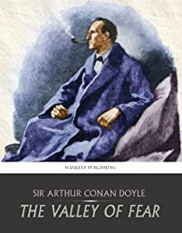 The Valley Of Fear by Sir Arthur Conan Doyle ebook deal