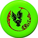 Eurodisc II 175g Ultimate Frisbee Disc CREATURE BRIGHT GREEN