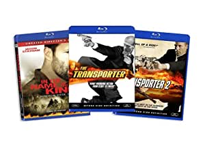 Blu-ray Jason Statham Bundle (In the Name of the King / The Transporter 2 / The Transporter) (Amazon.com Exclusive)