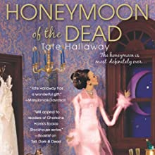 Honeymoon of the Dead (       UNABRIDGED) by Tate Hallaway Narrated by Amanda Ronconi