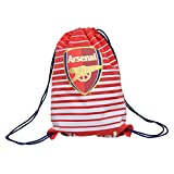 Arsenal FC Football Team Fade Drawstring Swimming Kit Gym Bag