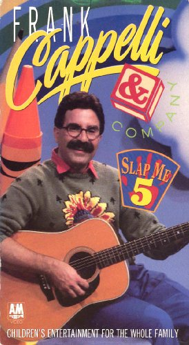 frank-cappelli-and-company-slap-me-five-vhs