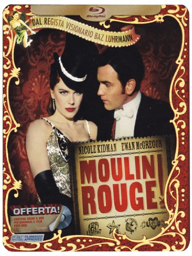 Moulin Rouge! (+DVD) [Blu-ray] [IT Import]