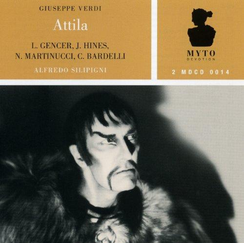 Attila   (Opera New Jersey live 20.10.1972)