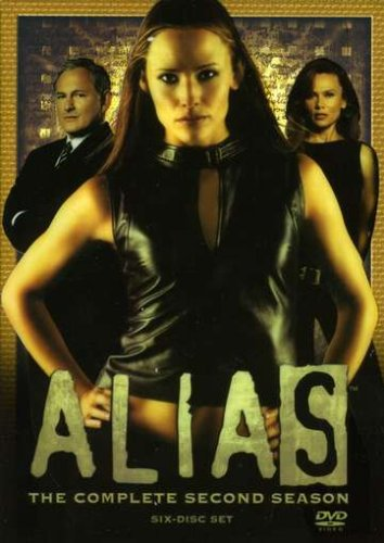 Cover art for  Alias - The Complete Second Season