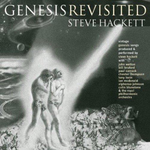 CD : Steve Hackett - Genesis Revisited (Holland - Import)