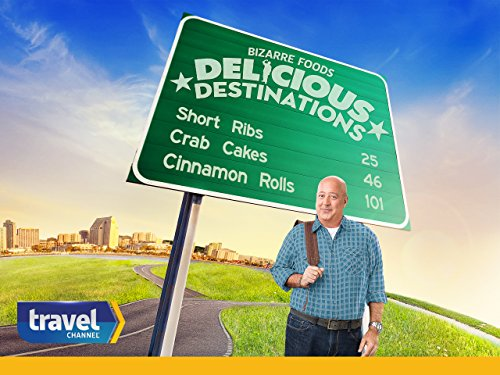 Bizarre Foods: Delicious Destinations, Season 5