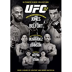 UFC 152: Jones vs. Belfort