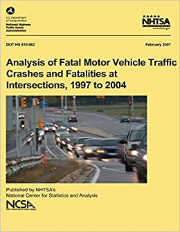 Analysis Of Fatal Motor Vehicle Traffic Crashes And