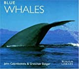 img - for Blue Whales (WorldLife Library Series) by Calambokid, John (1997) Paperback book / textbook / text book