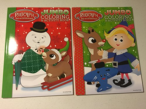 Christmas Coloring Fun 2 Pack - 1