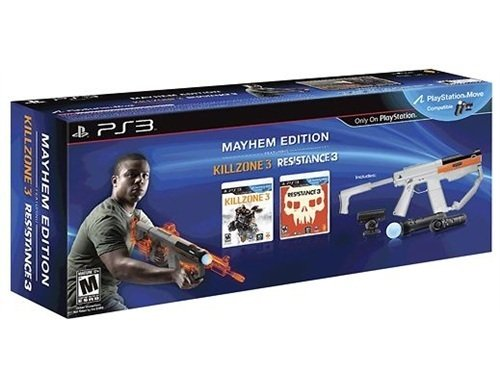 Playstation Move Mayhem Bundle for Playstation 3