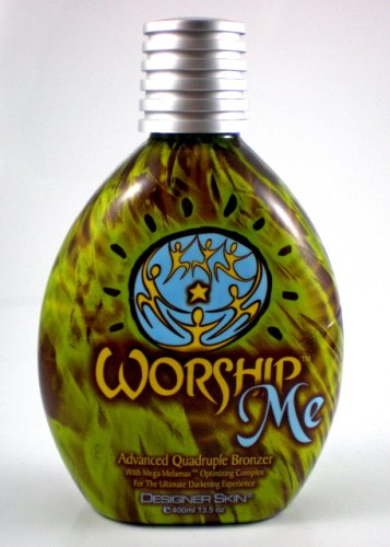 Worship Me Tanning Lotion By Designer Skin