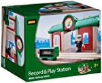 BRIO BRI-33578 Rail Record and Play S...