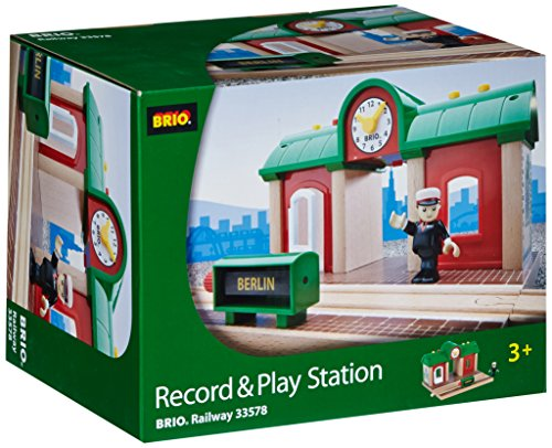 Brio Record And Play Station front-611209