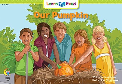 Our Pumpkin (Learn to Read Math Series)