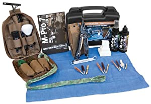 M-Pro 7 Advanced Small Arms Cleaning Kit with Leatherman MUT by M-Pro 7