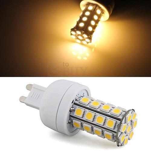 G9 7W 36 Led 5050 Smd 320Lm Warm White Corn Spot Light Bulb Lamp Ac 220V