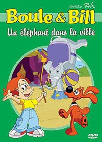 Boule et Bill : Un éléphant dans la ville