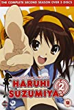 Melancholy of Haruhi Suzumiya, The Complete Series 2 [DVD]
