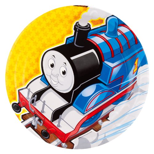 Thomas the Tank Engine Dinner Plates