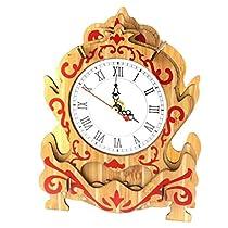 Classic Clock 3: Bamboo