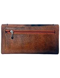 RK International Brown Women's Wallet
