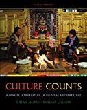 img - for Bundle: Cengage Advantage Books: Culture Counts: A Concise Introduction to Cultural Anthropology, 2nd + CourseReader 0-30: Anthropology Printed Access Card 2nd edition by Nanda, Serena, Warms, Richard L. (2011) Paperback book / textbook / text book