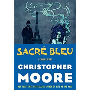 Sacre Bleu - Christopher Moore
