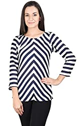 Whistle Striped Women's Top