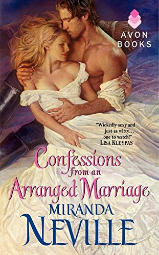 Image of Confessions from an Arranged Marriage (The Burgundy Club)