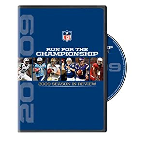 NFL: Run for the Championship - 2009 Season in Review movie