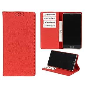 Dsas Flip Cover designed for Huawei Honor 5c