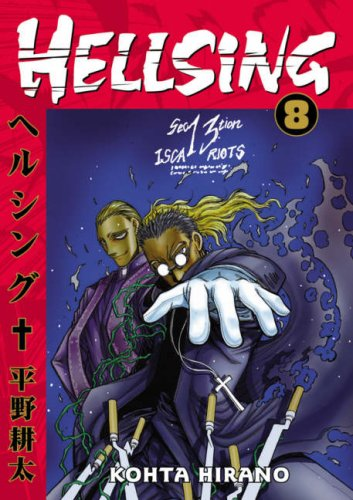 Hellsing Volume 8 (Hellsing (Graphic Novels))