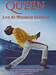 Live At Wembley Stadium - Edition 25ème Anniversaire (2 DVD + 2 CD) [(2DVD+2CD) (25th anniversary edition)]