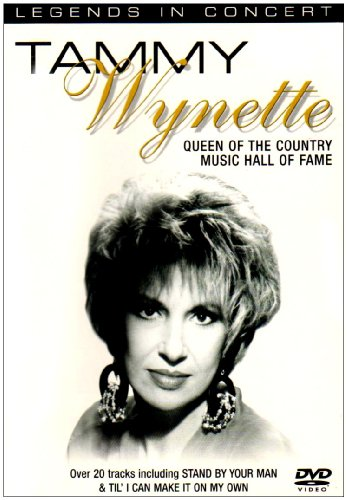 Tammy Wynette - Queen of the Country Music Hall of Fame [DVD]