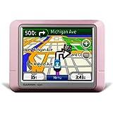 Garmin n�vi 205 Pink 3.5-Inch Portable GPS Navigator ~ Garmin