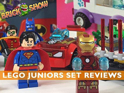 Review: LEGO Juniors Set Reviews on Amazon Prime Video UK