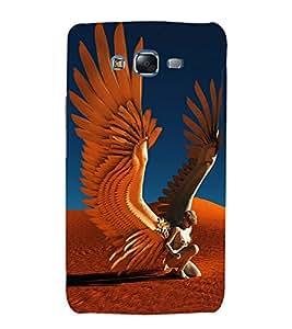 printtech Angel Fairy Girl Back Case Cover for Samsung Galaxy J1 / Samsung Galaxy J1 J100F