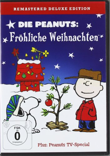 die peanuts fr hliche weihnachten dvd preisbarometer. Black Bedroom Furniture Sets. Home Design Ideas
