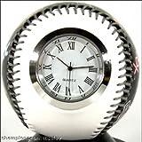 Official MLB Rawlings Chicago White Socks Baseball Quartz Clock by MLB & Rawlings