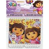 Dora The Explorer Mini Notebooks, 10ct