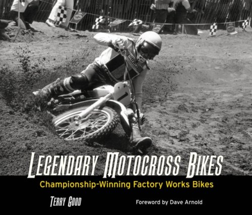 Legendary Motocross Bikes: Championship-Winning Factory Works Motorcycles
