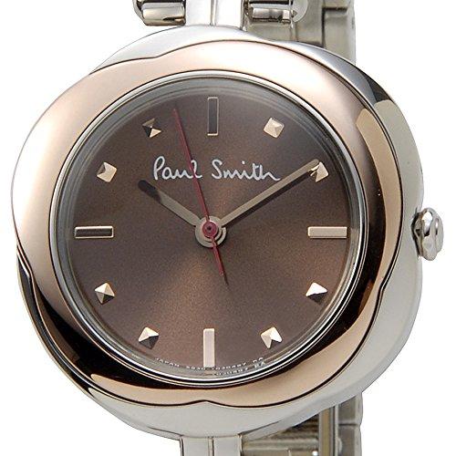 ポールスミス BG3-431-93 レディース 腕時計 Primrose プリムローズ ブラウン/シルバー Paul Smith [並行輸入品]