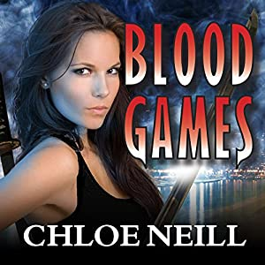 Blood Games Audiobook
