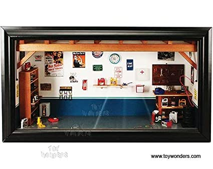 Diecast Model Car Garage na Diecast Car Model Auto