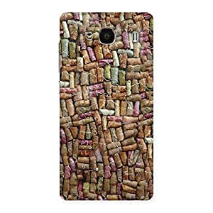 Special Bullet Bomb Back Case Cover for Redmi 2s