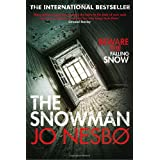 The Snowmanby Jo Nesbo
